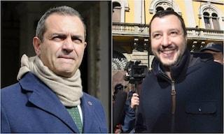 """Salvini a Napoli il 5 novembre, De Magistris: """"Si perde le gioie della vita"""""""