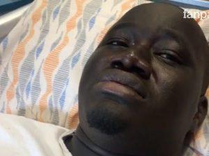 CisséElhadji Diebel, il senegalese ferito: un suo connazionale è scampato a un altro proiettile esploso dai responsabili dell'agguato