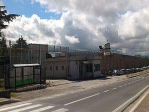 Il carcere di Ariano Irpino. [Foto dal Ministero della Giustizia]