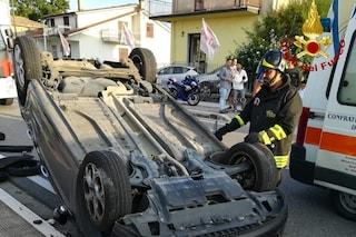 Incidente stradale mortale in Cilento: morto uomo di 71 anni