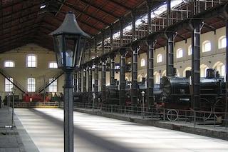Storia della linea Napoli-Portici. L'inaugurazione della prima linea ferroviaria italiana