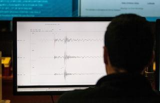 Lieve scossa di terremoto stasera alle falde del Vesuvio