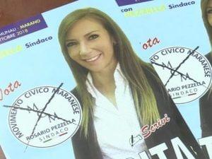 Titty Astarita, capitano della sezione femminile dell'AfroNapoli United e candidata alla prossime elezioni comunali di Marano.