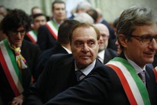 """Allerta meteo Benevento, scuole aperte. Il sindaco Mastella: """"Ragazzi, pensate a studiare"""""""""""