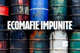 Ecomafie, strage impunita: centinaia di processi fermi. Chi inquina è libero di rifarlo