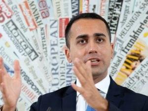 Il vicepremier e ministro del lavoro, Luigi Di Maio.