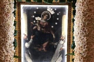 La Discesa del Quadro della Madonna di Pompei: cos'è e quando si svolge