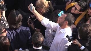 Oggi Salvini a Napoli per visitare il carcere di Poggioreale
