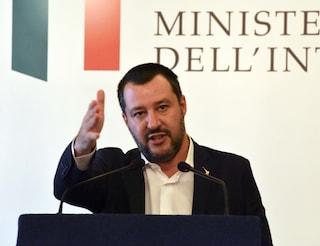 """Salvini esulta dopo l'arresto del boss Antonio Orlando: """"Anche per lui la pacchia è finita"""""""
