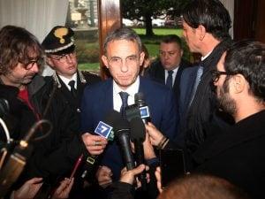 Il ministro dell'Ambiente Andrea Costa.