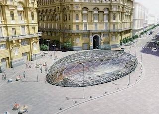 A Napoli rinviate tutte le inaugurazioni dei cantieri del metrò Linea 1 e 6 per il Covid
