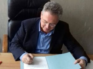 Andrea De Filippo, sindaco di Maddaloni. [Foto / De Filippo Sindaco – Maddaloni nel cuore]