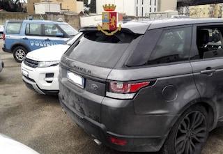 Range Rover rubate a Napoli e rivendute in Africa: cinque persone denunciate