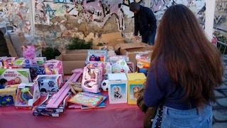 """""""È Natale per tutti"""": nel Napoletano una raccolta di doni natalizi per i bimbi meno fortunati"""
