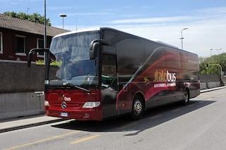 Ercolano, dal 9 dicembre il collegamento con l'Alta Velocità: arriva Italobus