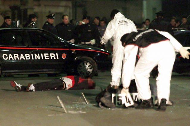 Omicidio di camorra dei primi anni 2000
