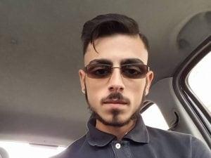 La giovane vittima, Alessandro Morvillo (Facebook)
