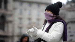 Previsioni meteo Napoli, addio sole: fine febbraio col freddo siberiano