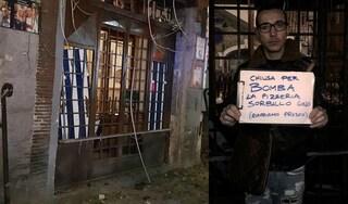 """Bomba a Sorbillo, altro che """"pubblicità gratuita"""": dietro c'è la camorra delle stese"""