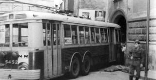 La tragedia della Cesarea: il 15 maggio 1961 un filobus si schiantò uccidendo 3 persone