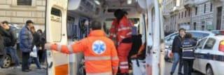 Schianto frontale con un autobus, gravemente feriti due anziani a Pavia