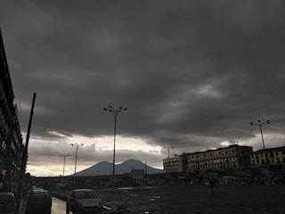 Allerta meteo in Campania, attesi temporali dalle 14 alle 20 di martedì 3 settembre