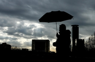 Meteo Napoli e Campania, fine settimana di pioggia e temperature in calo