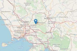 Terremoto avvertito nelle province di Benevento e Caserta, l'epicentro a Forchia