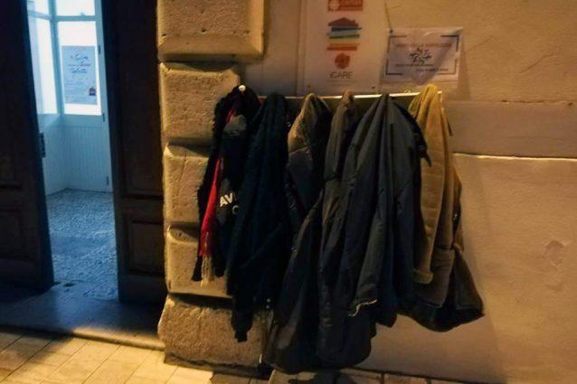 In Sannio come in Svezia: cappotti per chi ha freddo sul