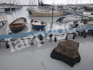 Scarichi in mare a Megellina, il responsabile rischia soltanto una multa