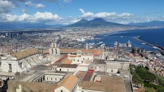 """Il turista scrive ai napoletani: """"Mai venuto qui, avevo paura. E invece Napoli è meravigliosa"""""""