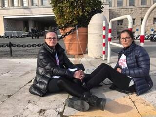Napoletani scomparsi in Messico, i familiari si incatenano a Roma