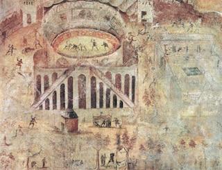 Quando Nerone chiuse lo stadio di Pompei dopo una rissa tra pompeiani e nocerini