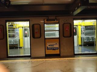 """Linea 1, manutenzione dei treni di notte. I lavoratori: """"Pronti a tutto per evitare caos"""""""
