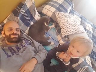 """Alba, la bimba down adottata dopo il """"no"""" di trenta famiglie: """"La società non ci aiuta"""""""