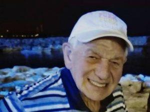 Eduardo Estatico, il 72enne deceduto all'ospedale San Paolo dopo sei ore di attesa. [Foto / Fanpage.it]