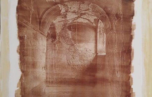 Uno degli Affreschi Fotografici di Lorenzo De Girolamo Del Mauro che saranno in mostra questo fine settimana a Santa Fede.