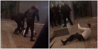Salerno, così tre buttafuori hanno picchiato un ragazzo ubriaco da fuori un locale