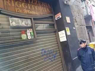 Spari contro la storica pizzeria Di Matteo, la verità nei video della sorveglianza