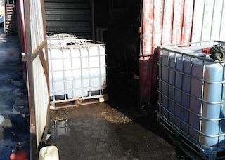 Gasolio di contrabbando, sequestrati due distributori a Napoli e Casavatore