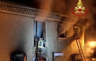 Avellino, i pompieri la salvano da un incendio: donna morta dopo una settimana di agonia