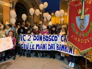 Bimbo ucciso a Cardito, a un anno dalla morte una piazzetta in ricordo del piccolo Giuseppe