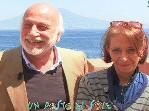 Lucio Alloca (Otello) e Carmen Scivittaro (Teresa)