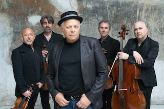 Enzo Gragnaniello e i Solis String Quartet portano i Poeti della musica al Teatro Augusteo