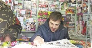 Roberto, il giornalaio autistico che ci fa capire quanto sia giusto esigere la normalità