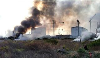 Napoli, ruspe nel Parco della Marinella: sgomberata la baraccopoli