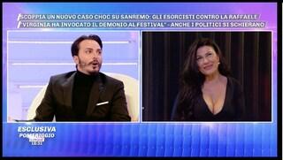 """Tony Colombo da Barbara d'Urso per il matrimonio. E la moglie Tina resta zitta: """"Emozionata"""""""