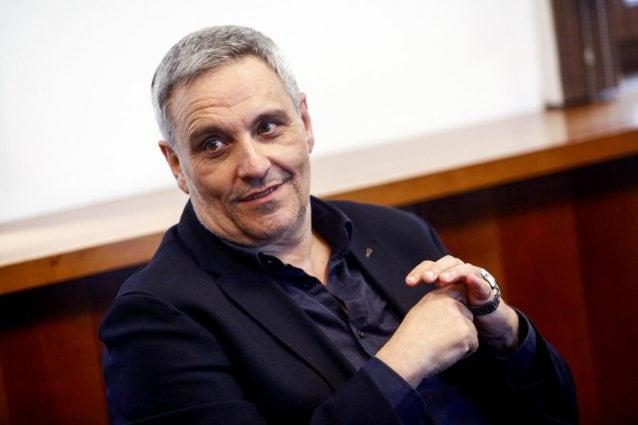 Maurizio De Giovanni (LaPresse)