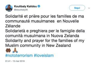 Attentato in Nuova Zelanda, Koulibaly: solidarietà e preghiera per le famiglie islamiche