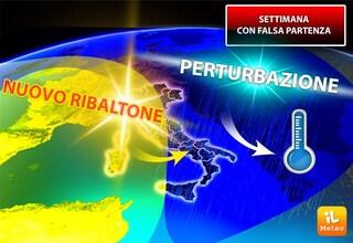 Previsioni meteo Napoli: pioggia passeggera, regna il sole